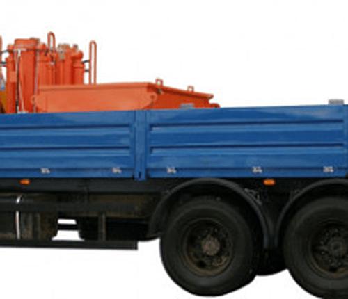 Комплекс безотцепочного ремонта железнодорожных вагонов - БРТ-02М