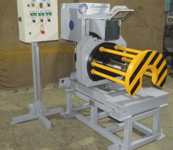Пресс демонтажа (монтажа) буксовых узлов колесных пар - СДБУ-02