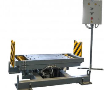 Подъемно-поворотное устройство - ППУ-04М